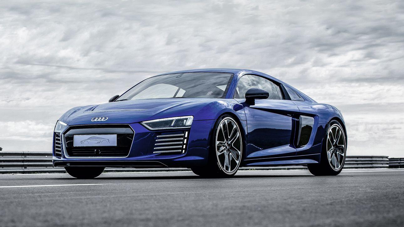 Audi Drie Nieuwe Elektrische Modellen In 2020 Autobahn