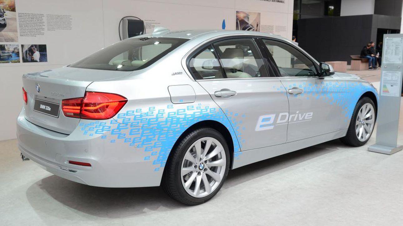 Tesla Beware Bmw Toont Nog Dit Jaar Elektrische 3 Serie Autobahn
