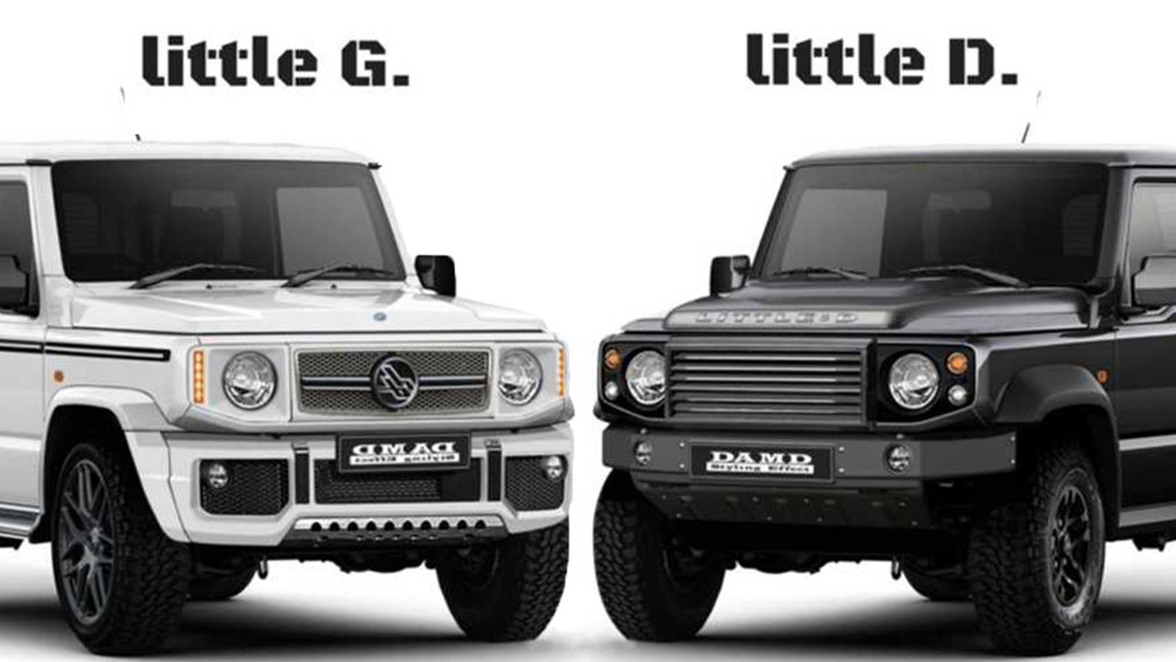 Suzuki Jimny G Klasse