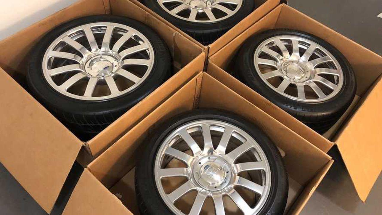 Je Raadt Nooit Wat Tweedehands Bugatti Veyron Velgen Kosten