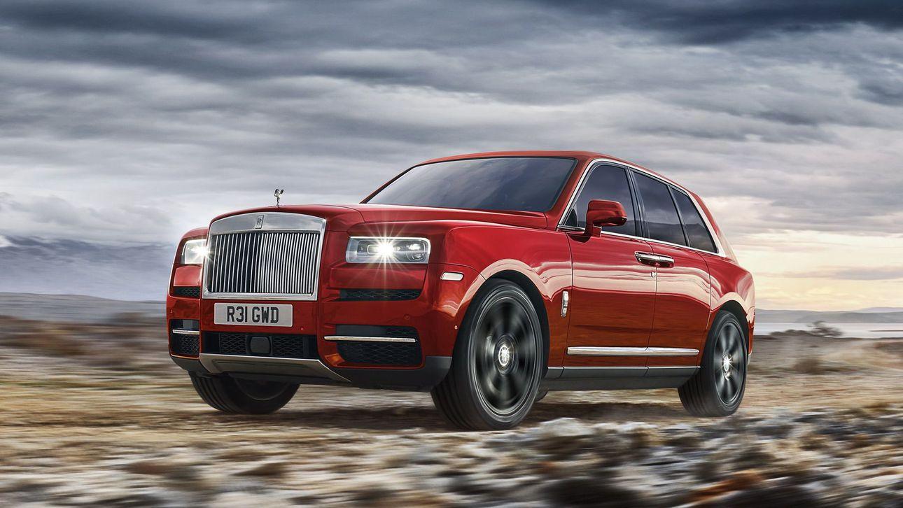 Rolls-Royce Cullinan is Kolossaal Grote Brit | Autobahn