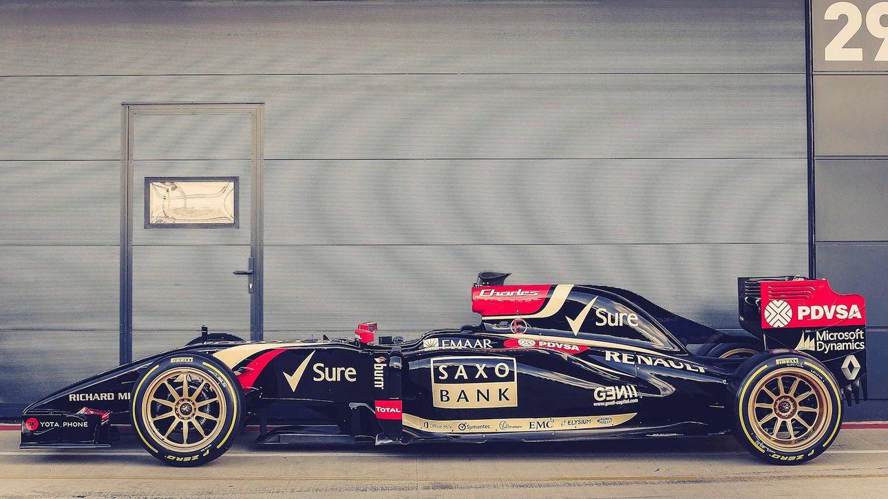 Waarom F1 Autos Voorlopig Geen Grote Velgen Krijgen Autobahn