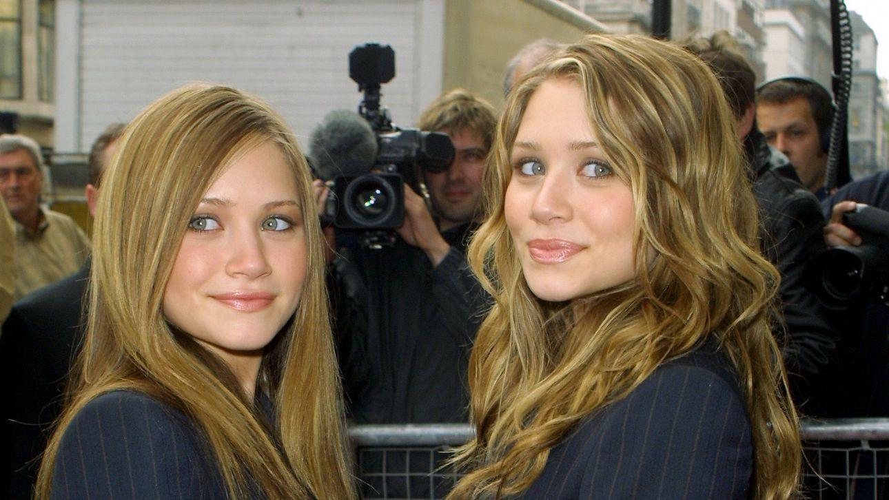 Olsen Twins Tot