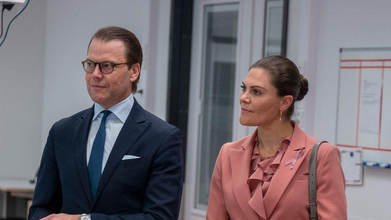 Royals in quarantaine: zo gaat het met de positief geteste Victoria en Daniel - Beau Monde