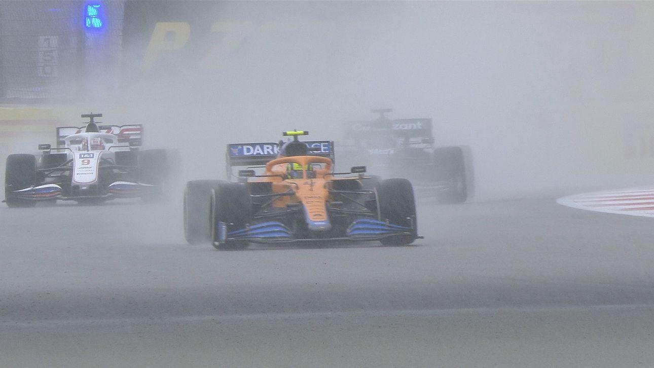 Lando Norris komt goed weg met missen pit entry Sochi | Autobahn