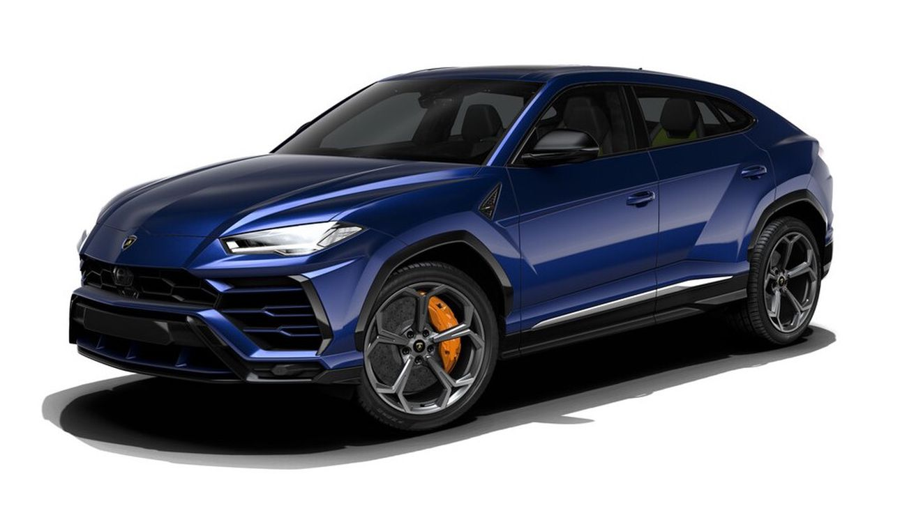 U Kunt Nu Uw Ideale Lamborghini Urus Configureren Autobahn